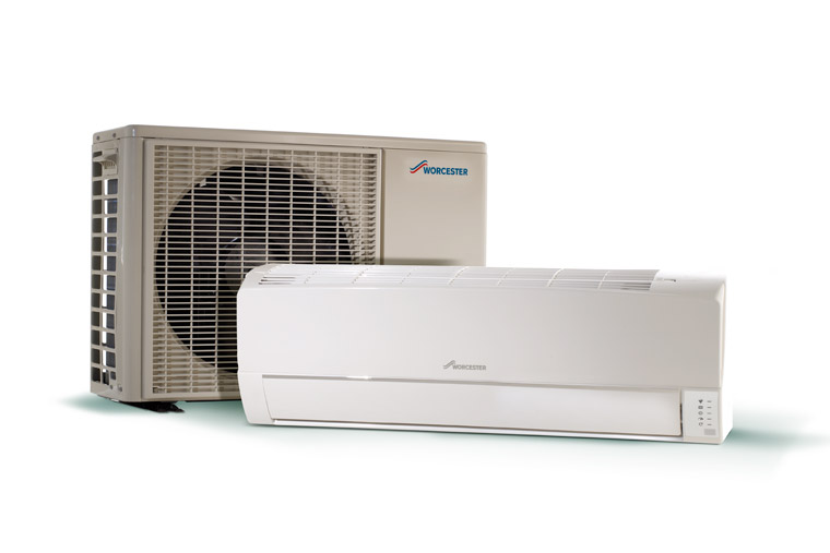 Commercial Air To Air Heating Heat Pump System