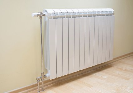 how to set central heating timer